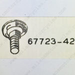 67723-42 Mounting bolt
